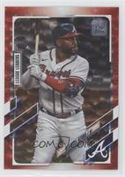 League Leaders - Marcell Ozuna #/199