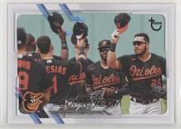 Baltimore Orioles #/99