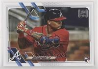 SP Variation - Cristian Pache (Horizontal, Red Jersey)