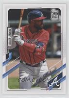 League Leaders - Marcell Ozuna [EX to NM]