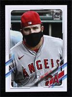 SSP Variation - Mike Trout (Wearing Mask)