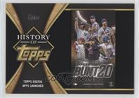 Topps Digital Apps Launched #/299