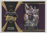 Topps Digital Apps Launched