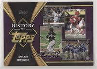 Topps Now Introduced
