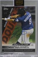 Mike Moustakas (2011 Topps Pro Debut Double-A All-Stars) [Uncirculated] #/1