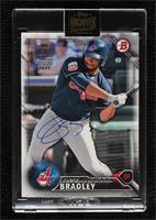Bobby Bradley (2016 Bowman Draft) [BuyBack] #/99