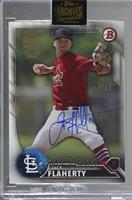 Jack Flaherty (2016 Bowman Prospects) [BuyBack] #/54