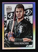 Yoan Moncada (2017 Bowman 1951) #/1