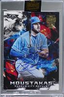 Mike Moustakas (2018 Topps Fire) [BuyBack] #/1
