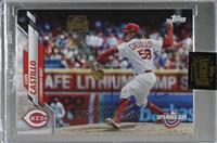 Luis Castillo (2020 Topps Opening Day) [BuyBack] #/70