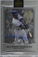 Alfonso Soriano (2010 Bowman Platinum) [BuyBack] #/57