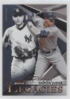 Aaron Judge, Derek Jeter