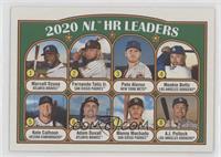 League Leaders - Adam Duvall, Manny Machado, A.J. Pollock, Kole Calhoun, Mookie…