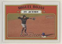 In Action - Miguel Rojas