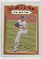In Action - Jacob deGrom