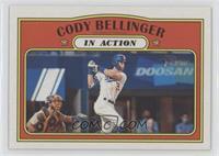 In Action - Cody Bellinger