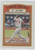 In Action - Yadier Molina