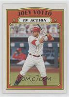In Action - Joey Votto