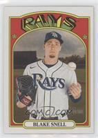 High Number SP - Blake Snell