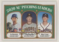 League Leaders - Zach Davies, Max Fried, Yu Darvish