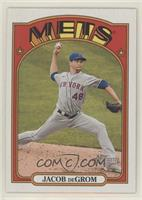 SP Action Image Variation - Jacob deGrom