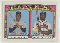 Hank Aaron, Marcell Ozuna