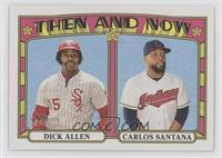 Carlos Santana, Dick Allen