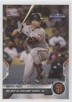 Buster Posey #/4,021