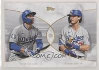 Corey Seager, Cody Bellinger #/1,200