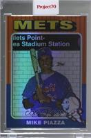 Mike Piazza (Jeff Staple) [Uncirculated] #/70