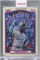 Darryl Strawberry (Gregory Siff) [Uncirculated] #/3,374