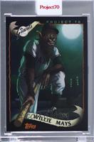 Willie Mays (Alex Pardee) [Uncirculated] #/9,137