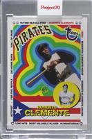 Roberto Clemente (Sean Wotherspoon) [Uncirculated] #/3,897