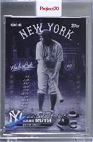 Babe Ruth (DJ Skee) [Uncirculated] #/8,555