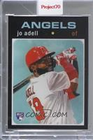 Jo Adell (Jacob Rochester) [Uncirculated] #/5,422
