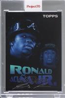 Ronald Acuna Jr. (Snoop Dogg) [Uncirculated] #/6,101