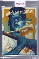Mickey Mantle (Matt Taylor) [Uncirculated] #/1,930