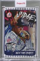 Aaron Judge (Gregory Siff) [Uncirculated] #/3,476