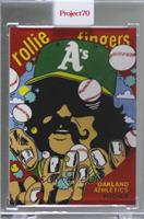 Rollie Fingers (Ermsy) [Uncirculated] #/3,666