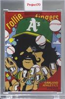 Rollie Fingers (Ermsy) #/3,666