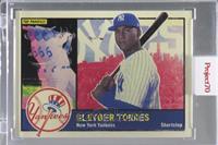 Gleyber Torres (New York Nico) [Uncirculated] #/2,606
