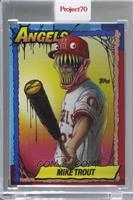 Mike Trout (Alex Pardee) [Uncirculated] #/25,182