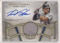 Miguel Cabrera #/30