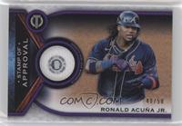 Ronald Acuna Jr. #/50