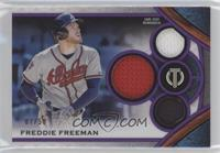 Freddie Freeman #/50
