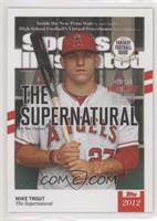 Mike Trout #/70
