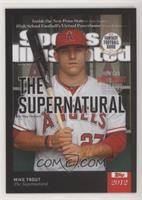 Mike Trout #/17,936