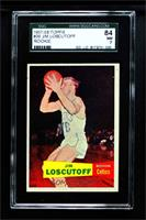 Jim Loscutoff [SGC 84 NM 7]