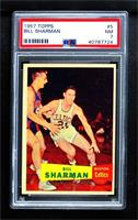 Bill Sharman [PSA 7 NM]