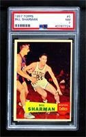 Bill Sharman [PSA7NM]